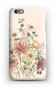 Forårsblomster cover IPhone 6s Plus