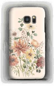 Vårblomster  deksel Galaxy S7