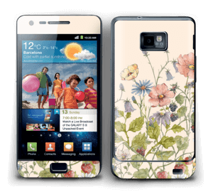 Blomstereng Skin Galaxy S2