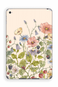 Blomstereng Skin IPad Mini 4