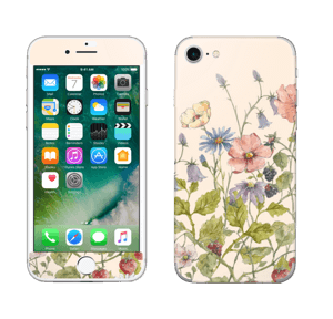 Spring Flowers  Skin IPhone 7