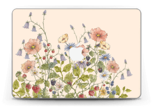 "Bouquet sauvage Skin MacBook Pro Retina 13"" 2015"
