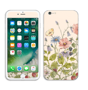 Blomstereng Skin IPhone 6 Plus