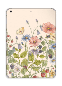 Blomstereng Skin IPad Air