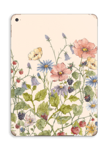 Blomstereng Skin IPad Air 2