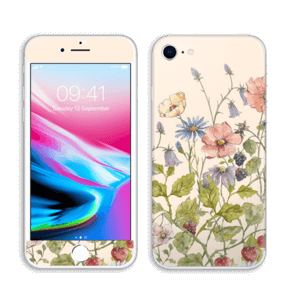 Blomstereng Skin IPhone 8