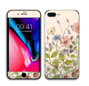 Blomstereng Skin IPhone 8 Plus