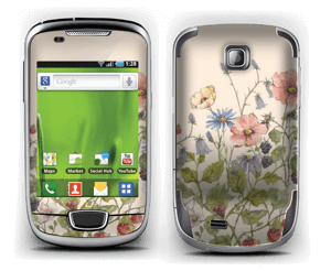 Blomstereng Skin Galaxy Mini
