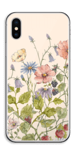 Blomstereng Skin IPhone X