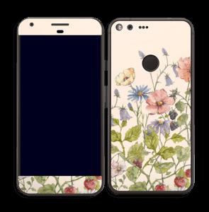 Bouquet sauvage Skin Pixel XL