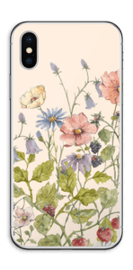 Blomstereng Skin IPhone XS
