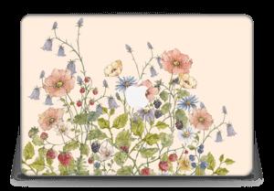 "Spring Flowers  Skin MacBook Pro Retina 15"" 2015"