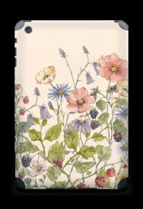 Blomstereng Skin IPad mini 2 back