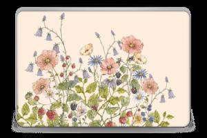 Wild Flowers  Skin Laptop 15.6