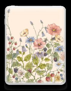 Blomstereng Skin IPad 1