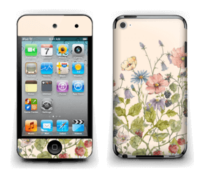 Spring Flowers  Skin IPod Touch 4th Gen