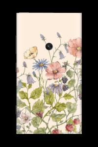 Spring Flowers  Skin Nokia Lumia 920