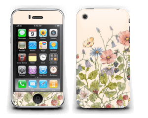 Blomstereng Skin IPhone 3G/3GS