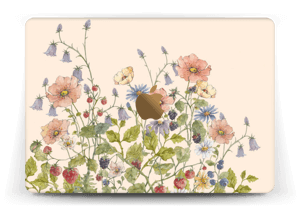 Blomstereng Skin MacBook 12""