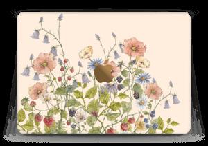 """Spring Flowers  Skin MacBook 12"""""""