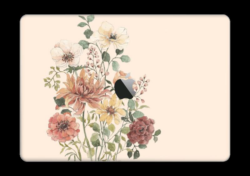 """Vil blomsterbukett Skin MacBook Pro 13"""" 2016-"""