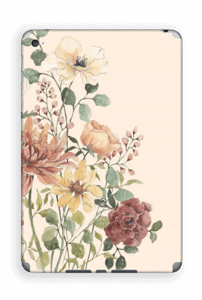 Vil blomsterbukett Skin IPad Mini 4