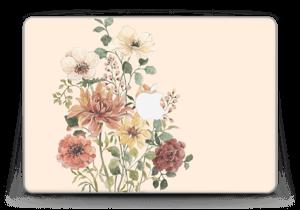 "Vil blomsterbukett Skin MacBook Pro Retina 13"" 2015"