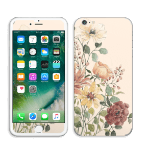 Vil blomsterbukett Skin IPhone 6 Plus