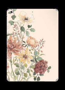 Vil blomsterbukett Skin IPad Air