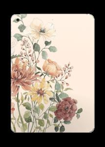 Vil blomsterbukett Skin IPad 2017