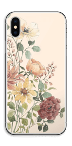 Wild Flowers  Skin IPhone X