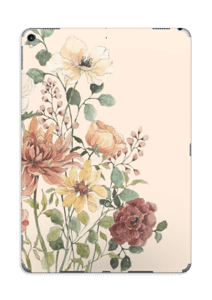 Vil blomsterbukett Skin IPad Pro 10.5