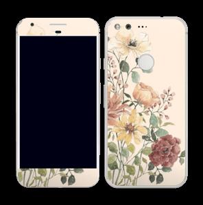 Vild buket med blomster Skin Pixel