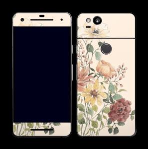 Vil blomsterbukett Skin Pixel 2