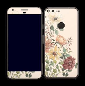 Vil blomsterbukett Skin Pixel XL