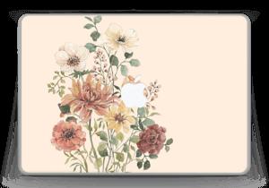 """Vil blomsterbukett Skin MacBook Pro 13"""" -2015"""