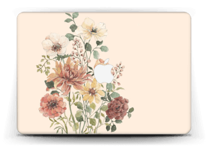Wild Flowers  Skin MacBook Air 13""