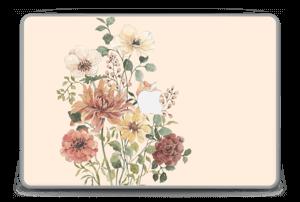 """Vil blomsterbukett Skin MacBook Pro 15"""" -2015"""