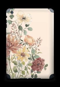 Vil blomsterbukett Skin IPad mini 2 back