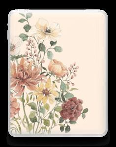 Vil blomsterbukett Skin IPad 1