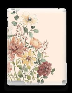 Vil blomsterbukett Skin IPad 4/3/2