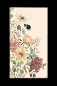 Wild Flowers  Skin Nokia Lumia 920