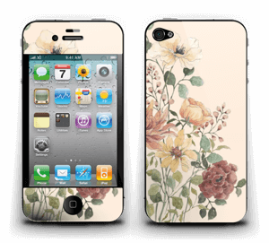 Spring Flowers Skin IPhone 4/4s