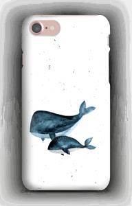 Två valar skal IPhone 7