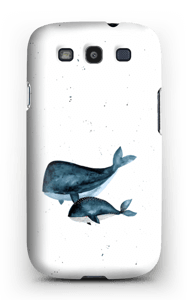 Two Whales case Galaxy S3