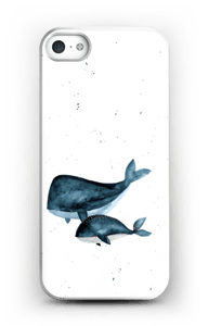 Two Whales case IPhone SE