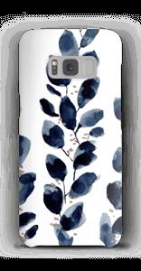 Feuilles d'encre Coque  Galaxy S8