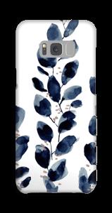Feuilles d'encre Coque  Galaxy S8 Plus