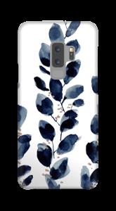 Feuilles d'encre Coque  Galaxy S9 Plus