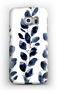 Feuilles d'encre Coque  Galaxy S6 Edge